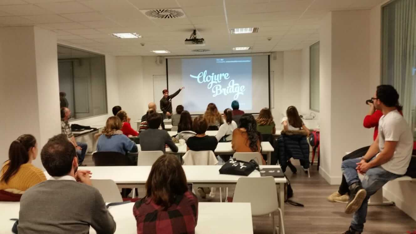 ClojureBridge 2018 Bilbao introduction